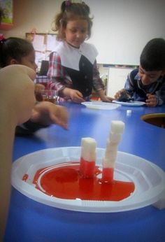 Okul öncesi eğitim : MİNİ GÜNCE: Eğlenceli Çözelti