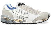 Beige/Witte Premiata schoenen Frida sneakers