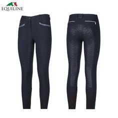 Equiline Sophie Full Grip Breeches - Add a dash of sparkle to your outfit this season with the stunning Equiline Sophie Riding Breeches, featuring a full grip seat and sparkling glitter edging on the front pockets. Was £199.99, Now £165.00 Don't miss out on these gorgeous breeches, shop them now: https://www.equiport.co.uk/products/riding-wear/horse-riding-breeches/sophie-full-grip-breeches-el63/ #Equiport #Equestrian #Equiline #SummerSale #SalePick