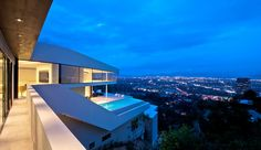 Cityscape from Upstairs Balcony | by Domaen LTD