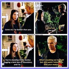 Oh spike and dawn.
