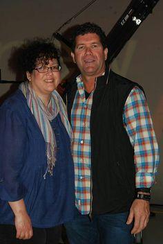 With Edgar Martinez