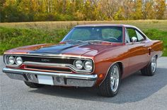 1970 Plymouth GTX Maintenance/restoration of old/vintage vehicles: the material for new cogs/casters/gears/pads could be cast polyamide which I (Cast polyamide) can produce. My contact: tatjana.alic@windowslive.com