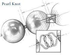 Pearl knotFree Diy Jewelry Projects | Learn how to make jewelry - beads.us