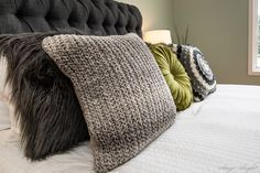 Master Bedrooms, Home Staging, Throw Pillows, Blanket, Toss Pillows, Master Bedroom, Decorative Pillows, Decor Pillows, Rug