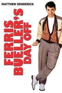 Ferris Bueller's Day Off (1986) ~ Matthew Broderick, Alan Ruck, Mia Sara, Jennifer Gray. Director: John Hughes