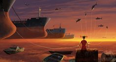 Beautiful Surrealistic Art Works by Alex Andreev