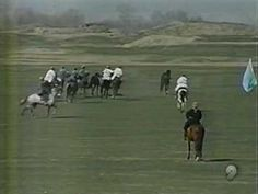 Buzkashi: The Most Dangerous Sport - Buzkashi is the national sport of Afghanistan, it is similar to polo played with a headless goat instead of a ball.