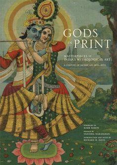 Gods in Print : Masterpieces of India's Mythological Art - Richard Davis $54