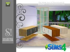 SIMcredible!'s Finding Grace sideboard