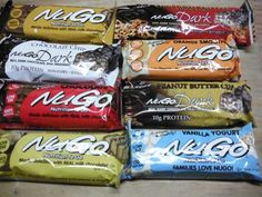 Read about two NuGo fans in Afghanistan at the Bagram Air Field, whose loving family members send them NuGo bars in care packages.