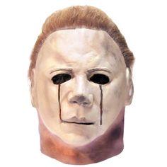 Halloween II Blood Tears Mask