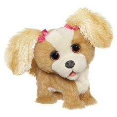 Dynamic Furreal Friends Walking Puppy King Charles Spaniel Battery Operated Hasbro 2010 Moderate Price Electronic, Battery & Wind-up