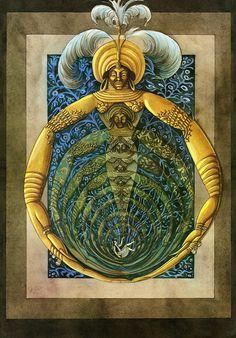 'Aladdin' - illustrator Errol Le Cain
