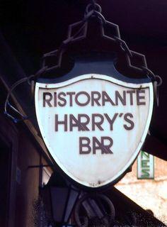 Harry's Bar.  Rome, 1980. Rome, Memories, Bar, City, Novels, Cities, Souvenirs, Rum, Remember This