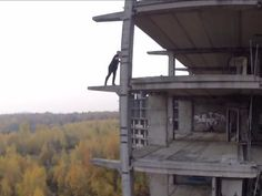 While exploring abandoned russian military hospital, drone discovers girl trying to suicide and helps her make the right desicion.