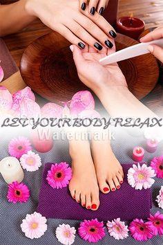11 manicure and pedicure ideas