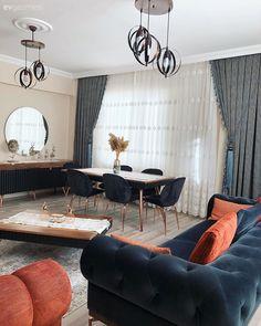 Chic Living Room, Home Living Room, Living Room Designs, Living Room Decor, Home Design Decor, House Design, Interior Design, Home Decor, Dressing Room Design