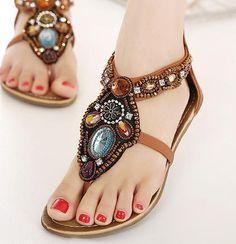 6d2789084 64 Best Verkadi - Summer Flat Sandals images in 2019