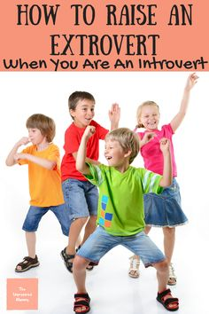 Being an introvert means you need alone time to recharge, but how do you do that when you have a child who is an extrovert?