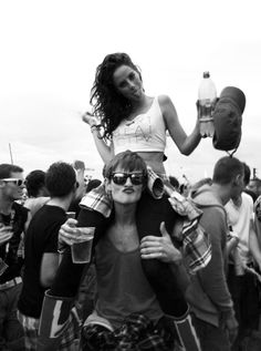 Festivals... If only we could live at them!