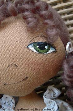 Ароматизированные куклы ручной работы. Ярмарка Мастеров - ручная работа Мари и Щелкунчик. Handmade.