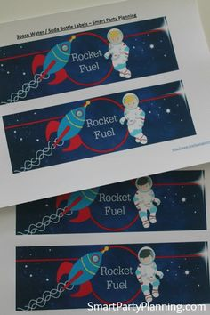 The Most Awesome Outer Space Printables