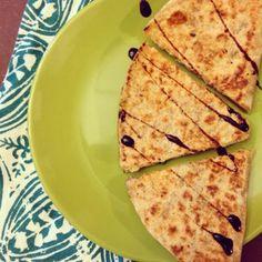19. Caprese Quesadilla #quick #healthy #recipes http://greatist.com/eat/10-minute-recipes