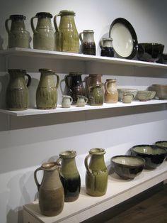 A gathering of jugs