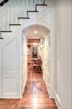 Unique Home Architecture — Hall under stairs charisma design Under Stairs, House Goals, Design Case, My Dream Home, Future House, Beautiful Homes, Building A House, Architecture Design, Home Goods