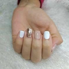 "853 Me gusta, 2 comentarios - SE VENDE CUENTA DE IG (@nails_originales69) en Instagram: ""Te gusta este lindo diseño? Dale like♥️♥️♥️ . . . . . . . . . . . #nailsaddict #nailsstyle…"" Nails Decoradas, Natural Nails, Hair And Nails, Gel Nails, Cool Hairstyles, Instagram, Beauty, Marriage, France"