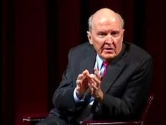 """Former chairman of General Electric tells audience to foster honest feedback: """"If you reward candor, you'll get it."""" -  See more at: http://www.wealthdynamicscentral.com/videodetail.php?id=50#sthash.2wGC6TJ1.dpuf"""