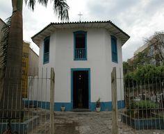 Taubaté (SP) - Capela de Nossa Senhora do Pilar