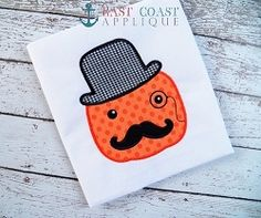 Dapper Jack Applique - 3 Sizes! | What's New | Machine Embroidery Designs | SWAKembroidery.com East Coast Applique