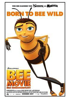 Bee Movie (German) 11x17 Movie Poster (2007)