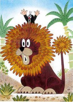 (2015-02) Muldvarpen sidder på løvens hoved