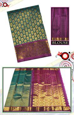 Kanchipuram Silks