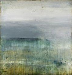 Shawn Dulaney . Clear Blue / 44 x 42 .