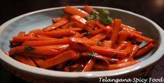 Telangana Spicy Food   Food of Telangana