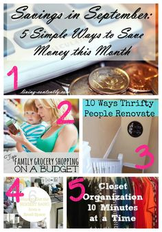 Frugal Friday Linky Party - Add your links and see the most popular links of the week! #frugalfriday