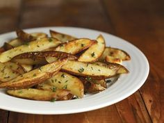 Family Favorite Baked Fries from our friends at U.S. Potato Board