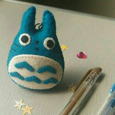 Totoro, Plushies, Pocket, Mini, Cute, Gifts, Handmade, Shopping, Instagram