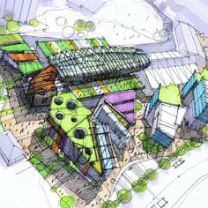 Conceptual Architecture, City Photo, Concept Architecture