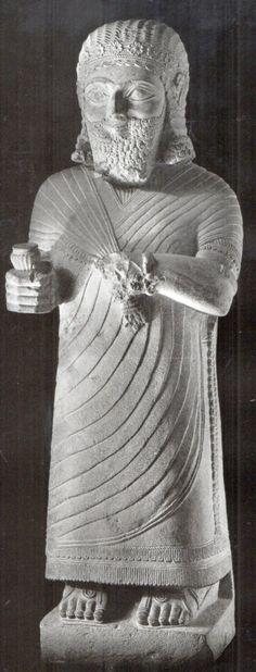 Hittite, King Tarhunza, Malatya, Aslantepe, Museum of Anatolian Civilization, Ankara (Ekrem Akurgal) (Erdinç Bakla archive)