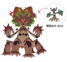 Pokemon Sword and Shield - Gigantamax Trevenant by Pokemon Mew, Pokemon Dragon, Pokemon Fake, Pokemon Alola, Pokemon Comics, Pokemon Fan Art, Pokemon Cards, Character Art, Character Design
