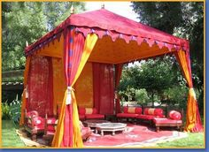Tents and Mandaps | Big Fat Indian Wedding