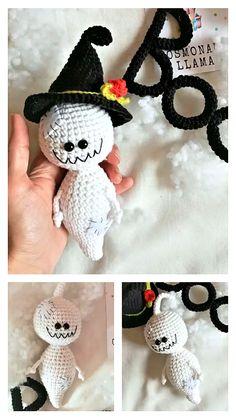 Crochet Toys, Free Crochet, Halloween Crochet Patterns, Step By Step Crochet, Popular Crochet, Crochet Fall, Crafts To Make And Sell, Crochet Projects, Free Pattern