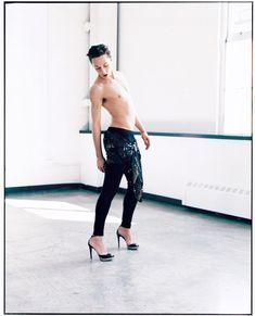 guys in heels | High Heels for Men 101 - accessories-i-like