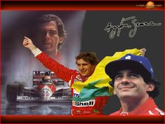Ayrton Senna da Silva was a Brazilian race driver who won the Formula 1 world championship title three times. His tragic death in 1994 is still mourned by Brazilians and he remains one of the most beloved Formula 1 personalities. Formula 1, E Motor, Gilles Villeneuve, F 1, World Championship, His Eyes, Retro, Trending Memes, Ronald Mcdonald