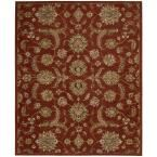 India House Brick 8 ft. x 10 ft. 6 in. Area Rug